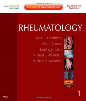 Sampul buku Rheumatology, 5th Edition