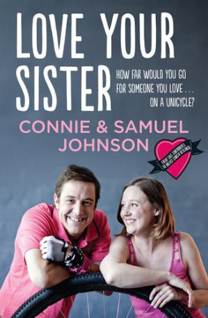 Book cover Love Your Sister