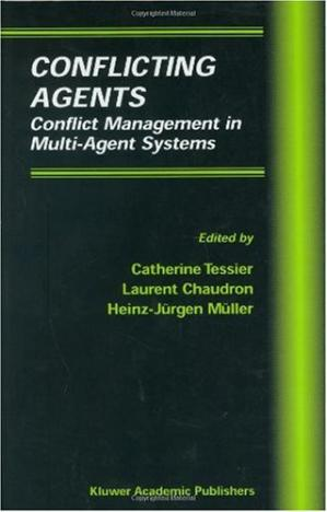 Book cover Socially intelligent agents: creating relationships
