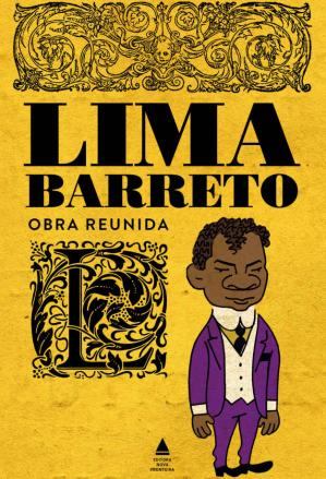 Book cover Box Lima Barreto Obra Reunida