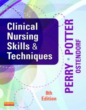 Book cover Clinical Nursing Skills and Techniques