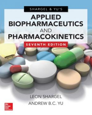 Book cover Applied Biopharmaceutics & Pharmacokinetics