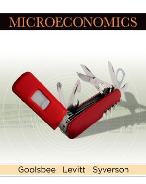 Book cover Microeconomics