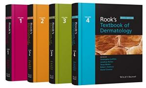 Copertina Rook's Textbook of Dermatology