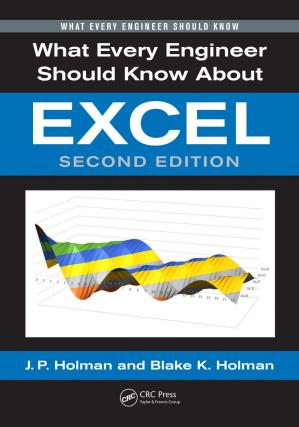 Book cover What Every Engineer Should Know About Excel, Second Edition