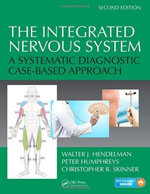Okładka książki The Integrated Nervous System: A Systematic Diagnostic Case-Based Approach, Second Edition