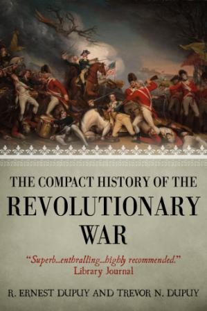 Book cover The Compact History of the Revolutionary War