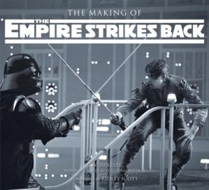 Book cover The Making of Star Wars: The Empire Strikes Back, Enhanced Edition
