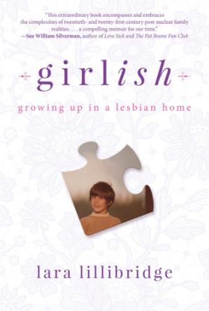 पुस्तक कवर Girlish: Growing Up in a Lesbian Home