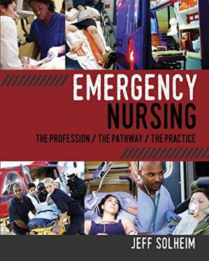 Book cover Emergency Nursing: The Profession, the Pathway, the Practice