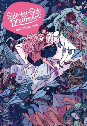 Book cover Side-By-Side Dreamers