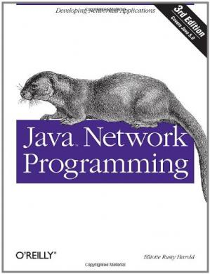 غلاف الكتاب Java Network Programming, Third Edition
