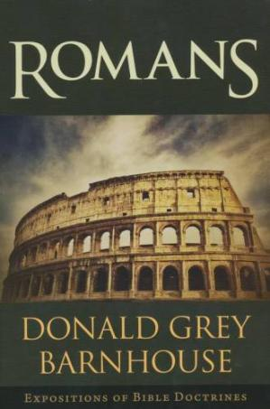 Book cover Romans: Expositions of Bible Doctrines
