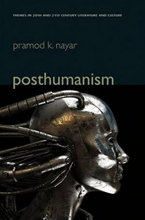 Book cover Posthumanism