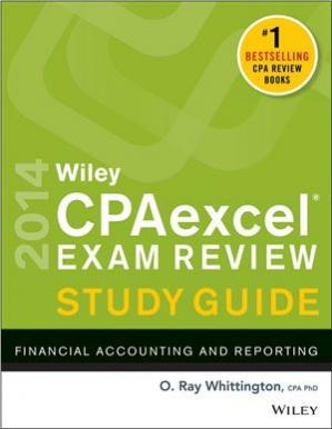 Εξώφυλλο βιβλίου Wiley CPAexcel Exam Review 2014 Study Guide: Financial Accounting and Reporting, Vol. 5