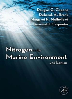 पुस्तक कवर Nitrogen in the Marine Environment