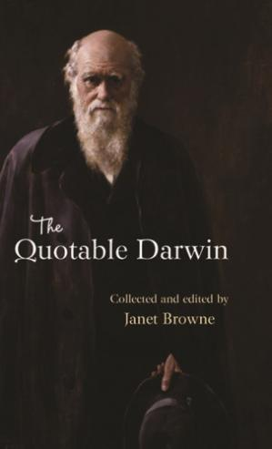 书籍封面 The Quotable Darwin