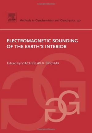 Обложка книги Electromagnetic Sounding of the Earth's Interior