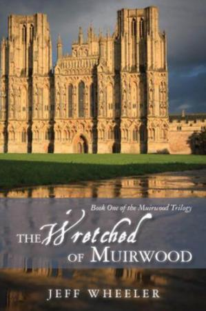 Book cover The Wretched of Muirwood