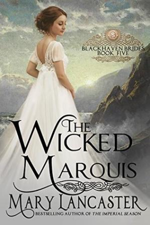 Book cover The Wicked Marquis