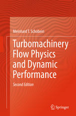 Portada del libro Turbomachinery Flow Physics and Dynamic Performance