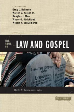 Book cover Five Views on Law and Gospel