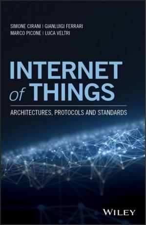 Book cover Internet of Things: Architectures, Protocols and Standards