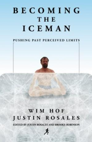 Book cover Becoming the Iceman