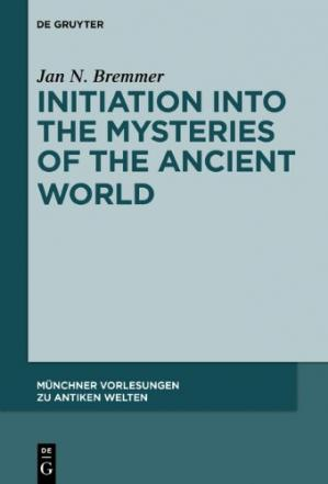 Book cover Initiation into the Mysteries of the Ancient World