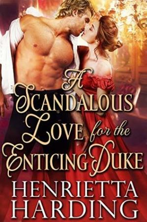 Book cover A Scandalous Love for the Enticing Duke