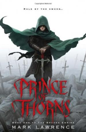Book cover Prince of Thorns
