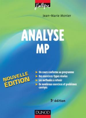 Book cover Analyse (MP)