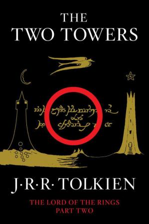 Обложка книги The Two Towers (The Lord of the Rings, Part Two)