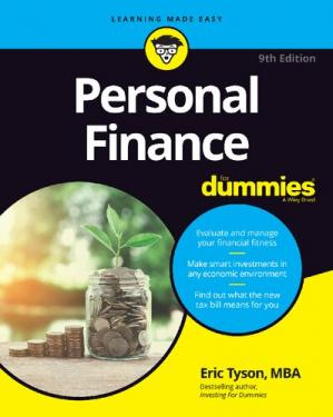 Book cover Personal Finance For Dummies