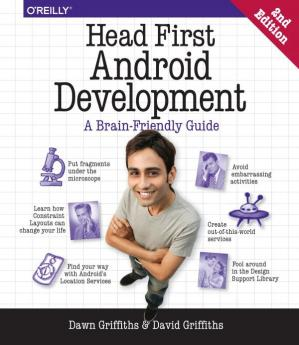 Copertina Head First Android Development: A Brain-Friendly Guide