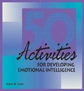 Book cover 50 activities for emotional intelligence