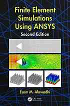 Book cover Finite element simulations using ANSYS