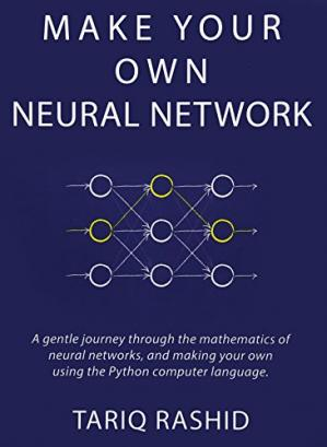 Buchdeckel Make Your Own Neural Network