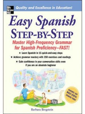 Book cover Easy Spanish Step-By-Step
