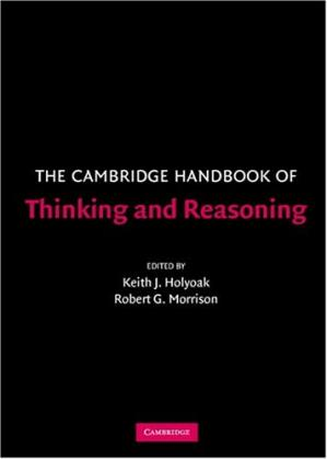 Обкладинка книги The Cambridge Handbook of Thinking and Reasoning