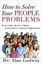 Book cover How to solve your people problems