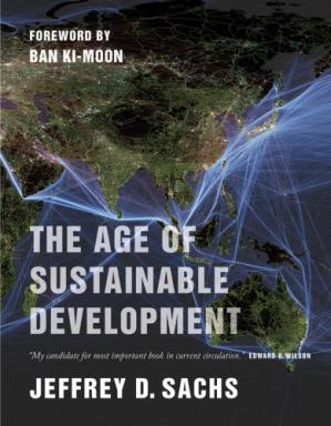 Book cover The Age of Sustainable Development