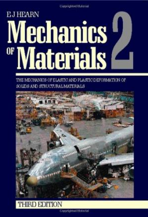 Portada del libro Mechanics of materials: an introduction to the mechanics of elastic and plastic deformation of solids and structural materials