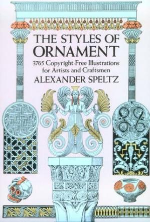 Book cover The Styles of Ornament