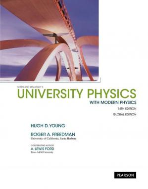 Book cover University Physics with Modern Physics