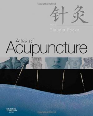 Buchdeckel Atlas of Acupuncture, 1e