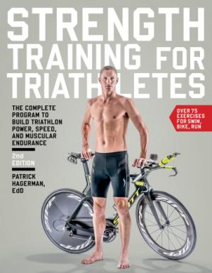Book cover Triathlon Power, Speed, And Muscular Endurance