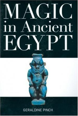 Book cover Magic in Ancient Egypt