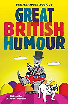 Book cover The Mammoth Book of Great British Humour