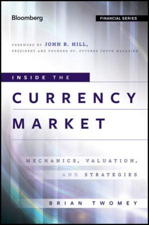 Copertina Inside the Currency Market: Mechanics, Valuation and Strategies
